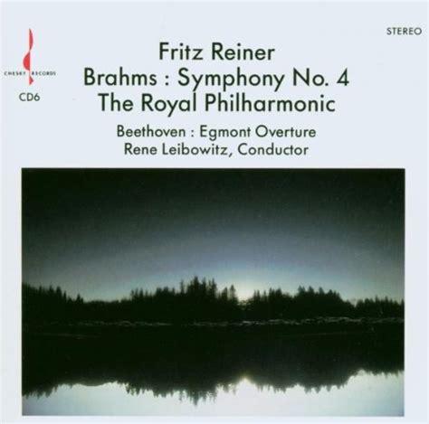 Brahms Best Symphony Best Modern Brahms Symphony 4