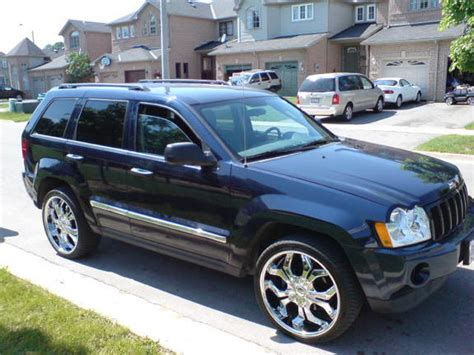 2006 jeep grand cherokee custom mikeq02 2006 jeep grand cherokee specs photos