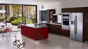 a voir modele moderne de cuisine With exemple de cuisine moderne