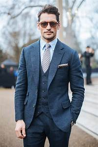 Mπλε κοστούμι: Φόρεσε με στυλ το top χρώμα του 2020   Men ...