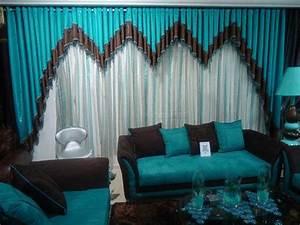 Rideaux Pour Salon Moderne : rideaux salon marocain deco salon marocain ~ Teatrodelosmanantiales.com Idées de Décoration