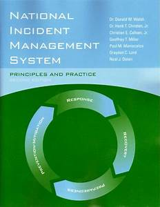 National Incident Management System: Principles and ...