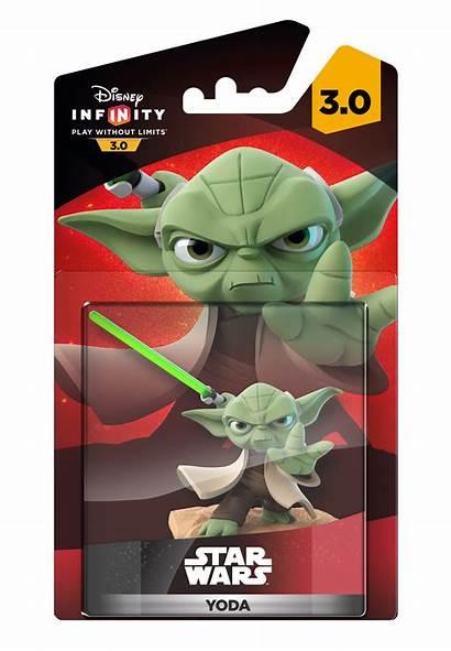 Infinity Disney Wars Yoda Figures Figura Character
