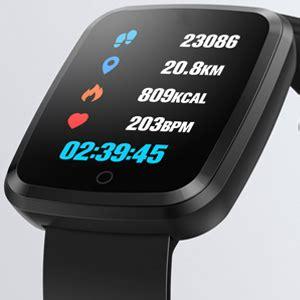 Amazon.com: FITVII E-Pro Smart Watch Waterproof Fitness