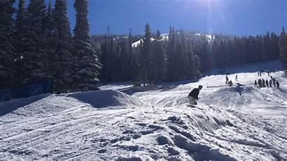 Newschoolers Ski Skiing Mountain