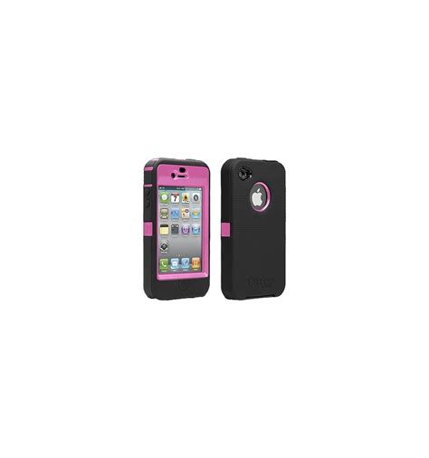 iphone 4 otterbox iphone 4 otterbox defender series black pink