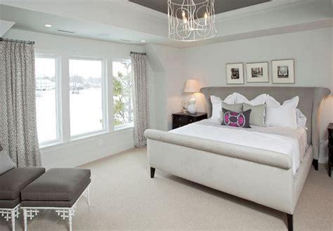couleurs de peinture pour chambre peinture chambre adulte gris deco maison moderne
