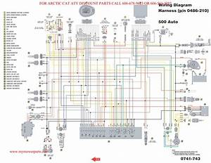 Wiring Schematic For 1998 Arctic Cat 500 Atv