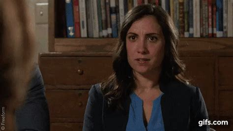Anchorman I L Gif by The Fosters Season 4 Episode 17 Review In The