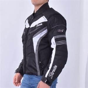 Blouson Moto Homme Textile : blouson moto textile homme marque strada coupe cintr e coques ce ~ Melissatoandfro.com Idées de Décoration