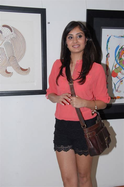Hot Blog Photos Bhanusri Mehra Latest Hot Thigh Show Stills