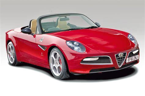 New Alfa Romeo Spider Exclusive Images