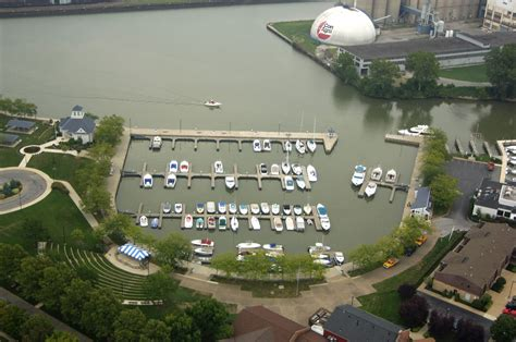 Huron Boat Basin Marina by Huron Municipal Boat Basin In Huron Oh United States