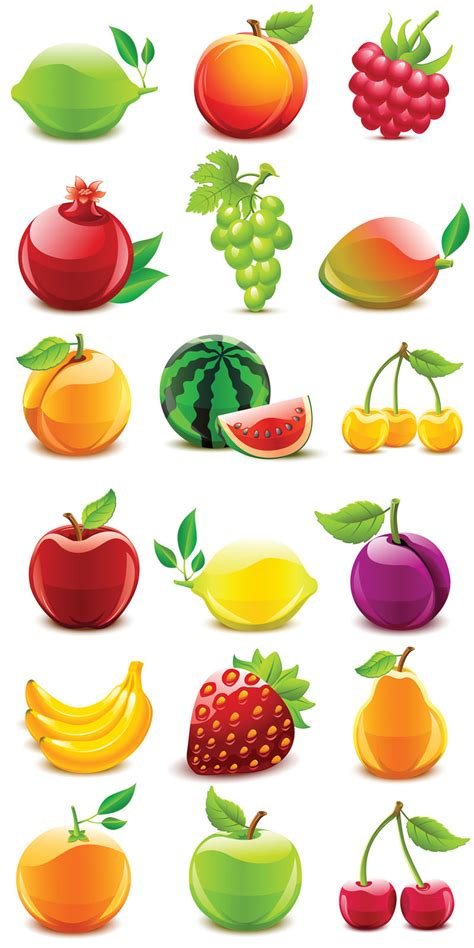 FREE 50+ Vector Fruits & Vegetables Icons in SVG | PNG