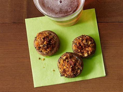 Buffalo Stuffed Mushrooms Recipe