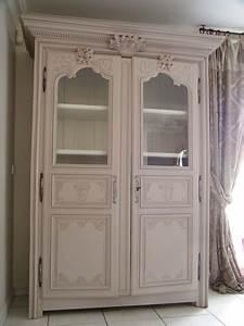 peindre une armoire ancienne atelier retouche paris With peindre une armoire ancienne