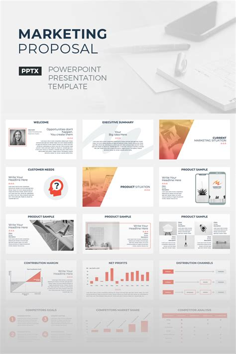 marketing proposal powerpoint template