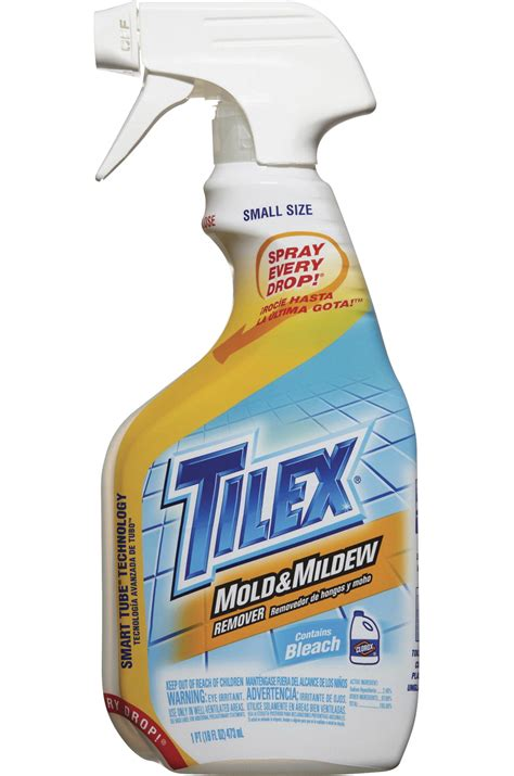 clorox tilex mold mildew remover spray  ounces clear   carton school specialty