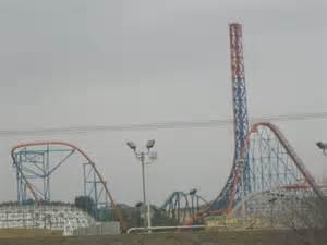 Goliath Six Flags Magic Mountain California
