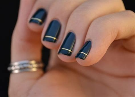 Nail Art Simple : 12 Amazing Diy Nail Art Designs