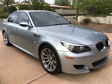 Bmw M5 2008 by 50k Mile 2008 Bmw M5 6 Speed For Sale On Bat Auctions