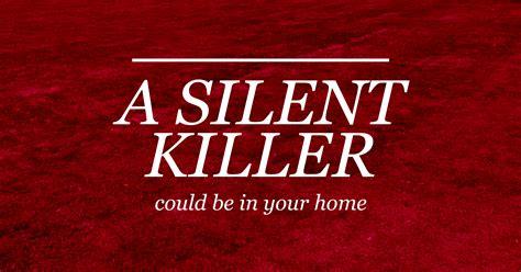 silent killer creeping   home baxter