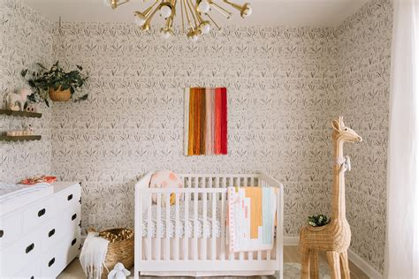 elsie s nursery tour and baby name a beautiful mess