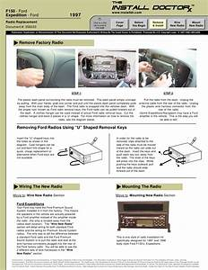 28 2000 Ford Expedition Radio Wiring Diagram