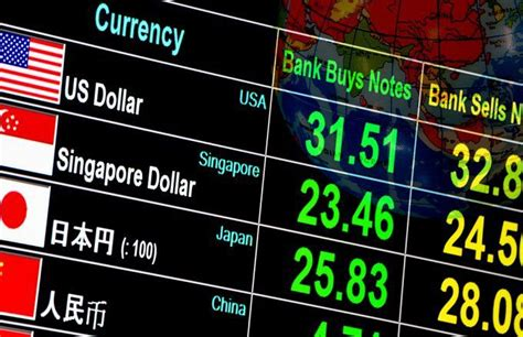 foreign currency trading brokerage currency fluctuations how they affect the economy