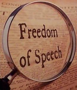 VIRGINIA GENERAL ASSEMBLY TO TAKE ON FREE SPEECH BILL ...
