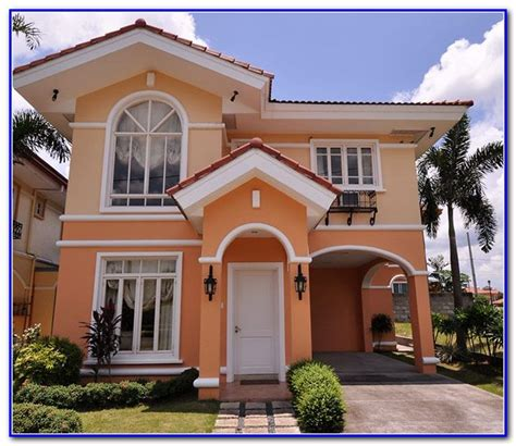 house paint colors exterior philippines home design ideas