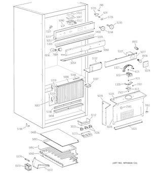 ge monogram refrigerator  malfunctioning  freezer  working  building  ice