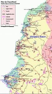 Palestine Mur De La Honte Partie Nord Ouest