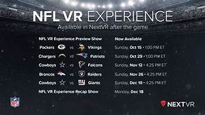 This Week in VR Sport: NextVR's Broadcasting More NBA and ...