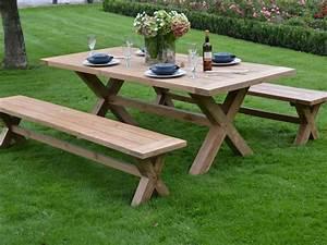 Ebay Kleinanzeigen Gartentisch : rustikaler gartentisch ~ Buech-reservation.com Haus und Dekorationen