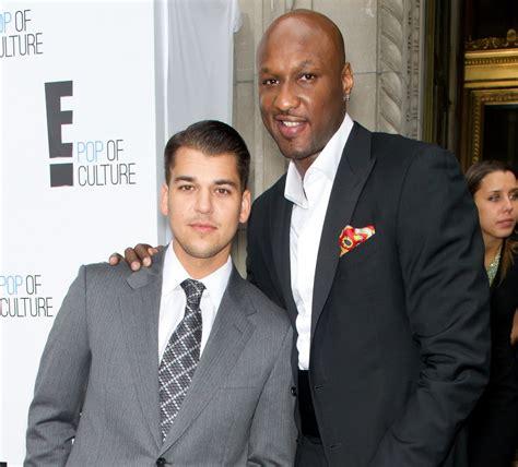 Are Rob Kardashian and Lamar Odom Still Friends?