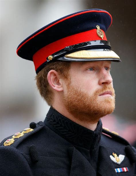 Prince Philip Beard Prince Harry In Uniform Might Make You Weak At The Knees
