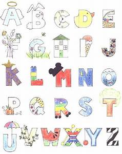50 best creative letters images on Pinterest | Creative ...
