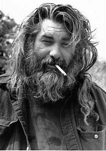 biker beards with long hair older bikers beards pinterest