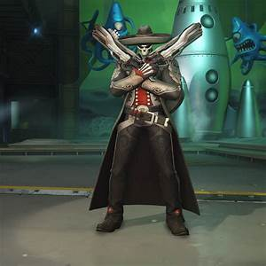 Reaper Skins Overwatch