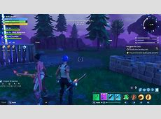 Fortnite PS4 PC Preview Chalgyr's Game Room