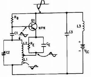 hartley oscillator circuit oscillator circuits nextgr With hartley oscillator