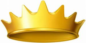 Gold Crown Clipart Transparent Background - ClipartXtras