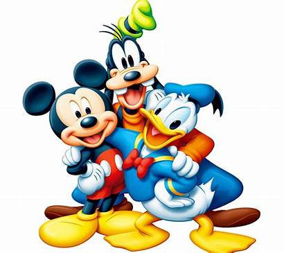 Mickey Mouse Duck Donald Paper Wall Cartoons