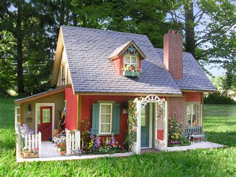 Country Cottage by Country Cottages Miniature Country