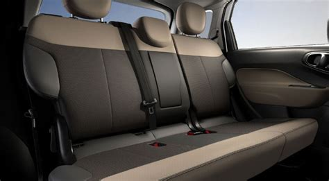 How Much Room Does The Fiat 500l Have?