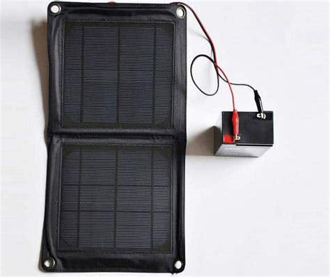 solar akku ladegerät solar panel ladeger 228 t f 252 r 6v 12v akku batterie