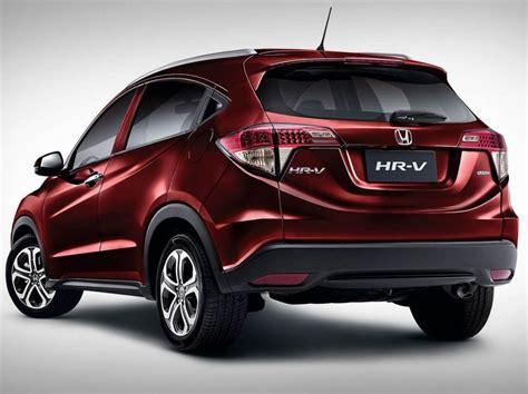 Honda Hrv 2017 by 2017 Honda Hrv Release Date Changes Price Specs News