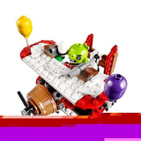 jual lego the angry birds 75822 piggy plane attack mainan anak harga kualitas