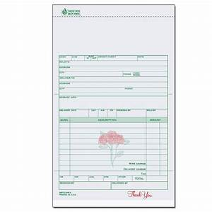florists flower shop invoices receipts designsnprint With flower shop invoice template